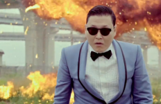 Psy can make things blow up
